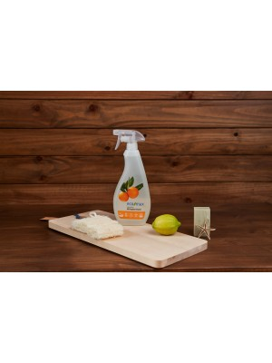 ECO-MAX All Purpose Cleaner Natural ORANGE (Limpiador multiusos NARANJA) 710L
