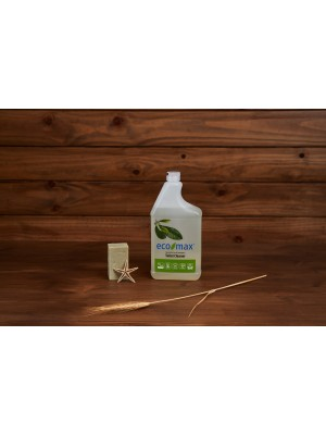 ECO-MAX Toilet Cleaner Natural TEA TREE & LEMONGRASS (Limpiador para el inodoro Árbol de té y Limoncillo) 1L