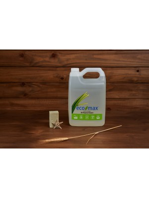ECO-MAX All Purpose Cleaner Natural Lemongrass (Limpiador multiusos Limoncillo) 4L
