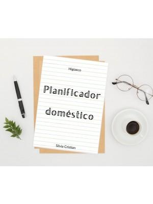 Planificador doméstico + sesión online con Silvia