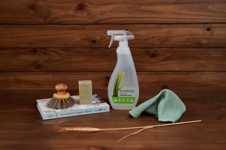 ECO-MAX All Purpose Cleaner Natural Lemongrass (Limpiador multiusos Limoncillo) 710ml