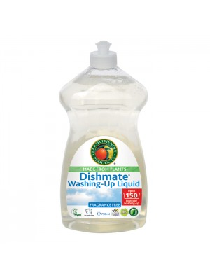 Detergente para platos (manual) SIN AROMA 750 ml