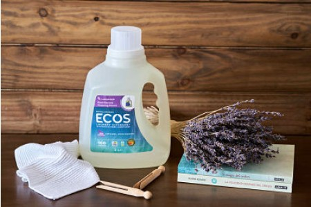 ECOS Detergente líquido LAVANDA 3 L/100 LAVADOS