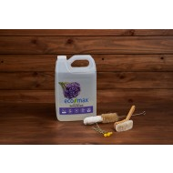 ECO-MAX Washing-Up Liquid - Natural LAVENDER (Jabón para platos LAVANDA) 4L