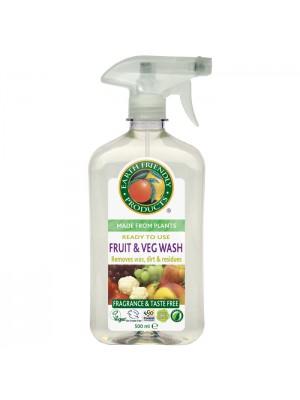 Producto para fruta y verdura SIN AROMA PULVERIZADOR UTR 500 ml