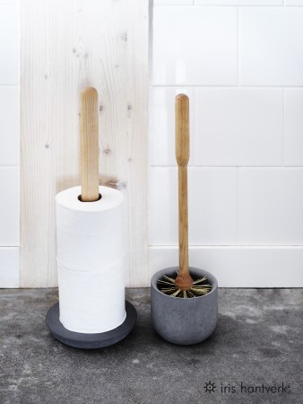 IRIS HANTVERK: Cepillo para el inodoro