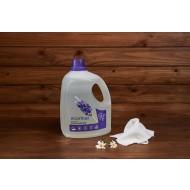 ECO-MAX: Laundry Liquid Natural LAVENDER (Jabón para la ropa sin enzimas LAVANDA) 6.2L/ 210 LAVADOS