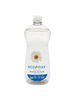 ECO-MAX Washing-Up Liquid FRAGRANCE FREE (Jabón para platos SIN AROMA) 740ml