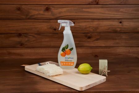 ECO-MAX All Purpose Cleaner Natural ORANGE (Limpiador multiusos NARANJA) 710L