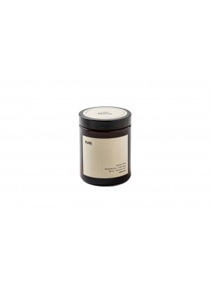 "MULIERES: Natural Candle ""PURE"" 180ml (Vela natural ""PURA"" 180ml)"