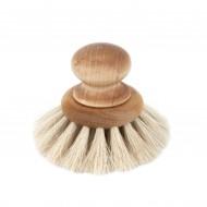 Cepillo redondo para cacerolas, cazuelas y sartenes