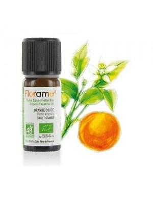 FLORAME: Aceite esencial de NARANJA DULCE BIO 10ml