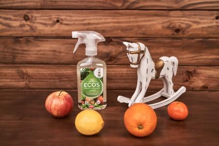 ECOS Producto para fruta y verdura SIN AROMA 500 ml