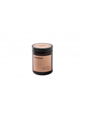 "MULIERES: Natural Candle ""Gingerbread"" 180ml (Vela natural ""Pan de jengibre"" 180ml)"