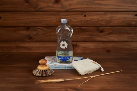 ECO-MAX Washing-Up Liquid FRAGRANCE FREE (Jabón para platos SIN AROMA) 740ml