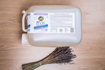 ECOS Detergente líquido LAVANDA 18,9 L/640 LAVADOS