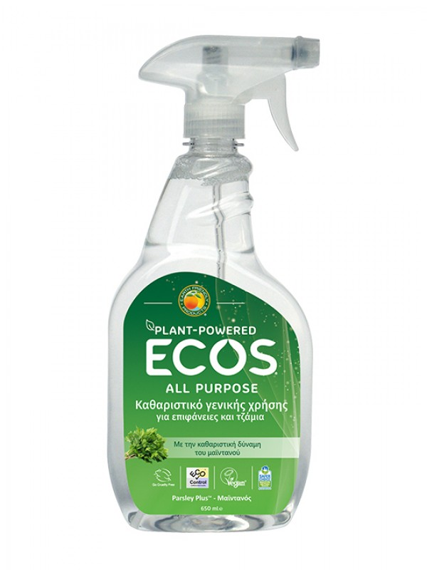 ECOS Limpiador Multiuso ecológico PEREJIL 650ml