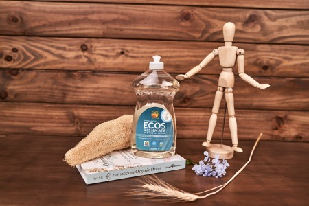 ECOS Detergente para platos (manual) SIN AROMA 750 ml