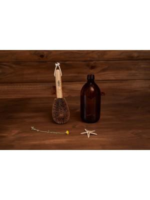 LOOFCO: Cepillo de COCO con mando de madera