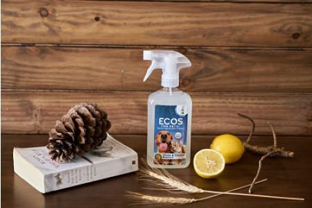 ECOS MASCOTAS Removedor de manchas y olores 500ml