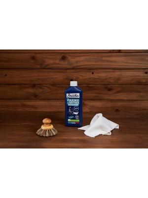 Jacques Briochin: LA CRÈME À RÉCURER ( Crema de limpieza con jabón negro y caolín )