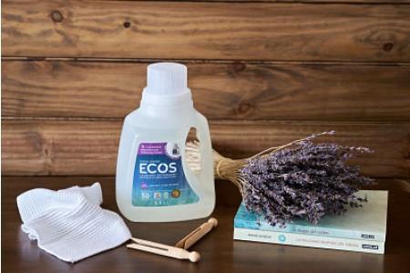 ECOS Detergente líquido LAVANDA 1.5 L/50 LAVADOS