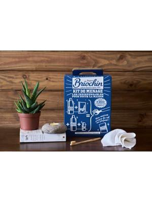 Jacques Briochin: Kit de Ménage (Maletín de productos de limpieza)