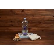 ECO-MAX Washing-Up Liquid - Natural LAVENDER (Jabón para platos LAVANDA) 740ml