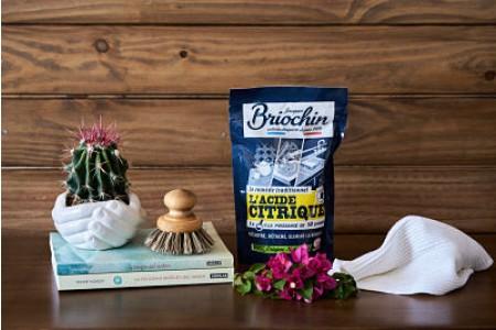 Jacques Briochin: Acide citrique sachet doypack (Ácido cítrico)
