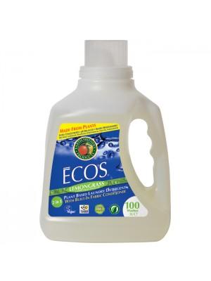 ECOS Detergente líquido LIMONCILLO 3 L/100 LAVADOS