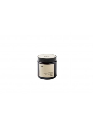 "MULIERES: Natural Candle ""PURE"" 120ml (Vela natural ""PURA"" 120ml)"