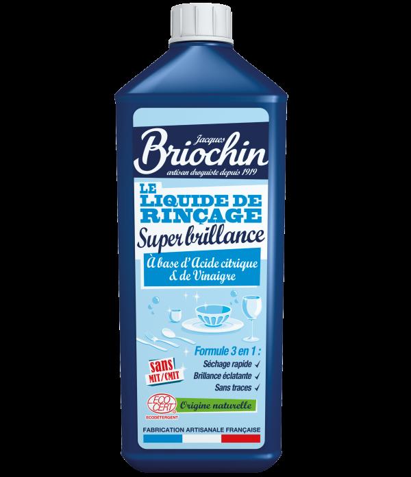Jacques Briochin: Liquide de rinçage (Abrillantador)