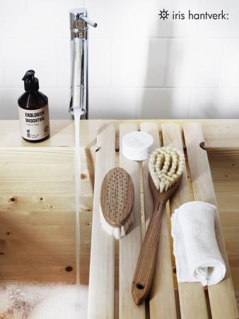 Cepillo para baño