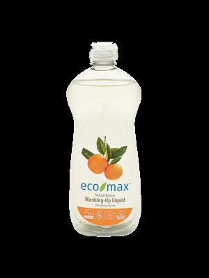 ECO-MAX Washing-Up Liquid - Natural Orange (Jabón para platos NARANJA) 740ml