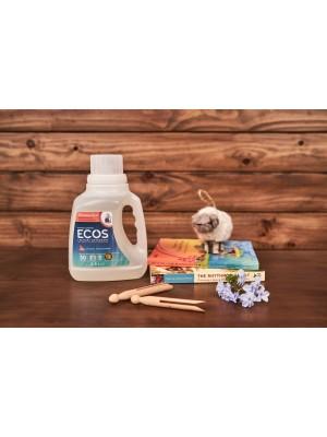 ECOS Detergente ecológico líquido MAGNOLIA y LIRIO 1,5 L/50 LAVADOS
