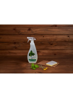 Eco-Max Bathroom & Shower Cleaner Natural Spearmint (Limpiador para baño y ducha MENTA) 710ml