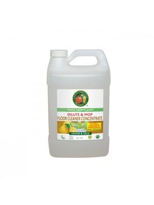 Limpiador para suelos CONCENTRADO LIMÓN Y SALVIA 3,78 L