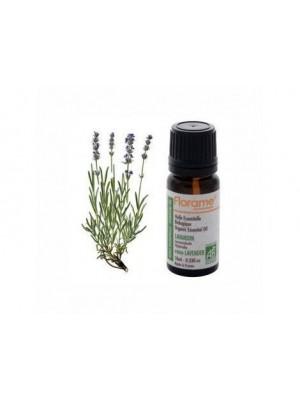 FLORAME: Aceite esencial de Lavandín BIO 10ml