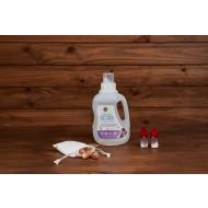 ECOS BEBÉ Detergente líquido LAVANDA 1,5L/50 LAVADOS