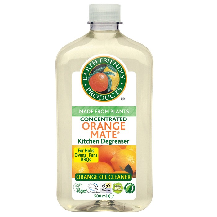Desengrasante de cocina CONCENTRADO NARANJA 500ml Earth Friendly ...