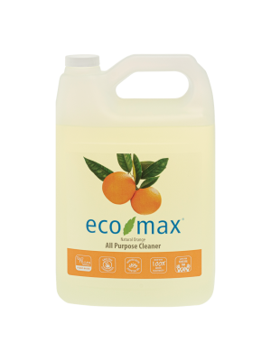 ECO-MAX All Purpose Cleaner Natural ORANGE (Limpiador multiusos NARANJA) 4L