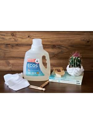 ECOS Detergente líquido MAGNOLIA Y LIRIO 3 L/100 LAVADOS