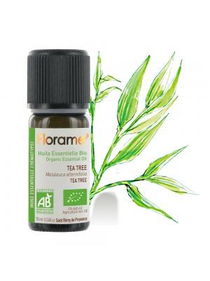 FLORAME: Aceite esencial de Árbol de Té BIO 10ml