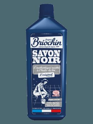 JACQUES BRIOCHIN: SAVON NOIR LIQUIDE (Jabón negro líquido)
