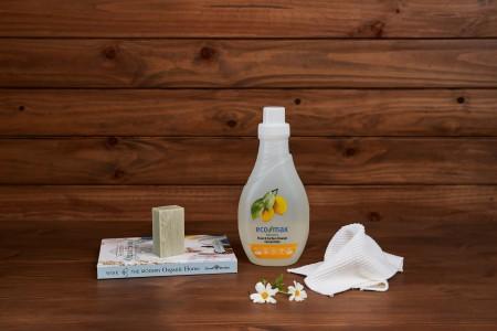 ECO-MAX: Floor & Surface Cleaner Concentrate - Natural Lemon (Limpiador comcentrado para suelos Limón) 1.05L