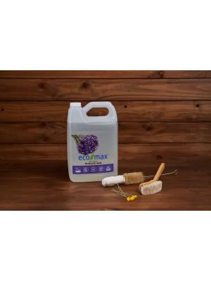 ECO-MAX Washing-Up Liquid - Natural LAVENDER (Jabón para platos LAVANDA) 4L