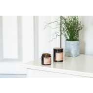 "MULIERES: Natural Candle ""Gingerbread"" 120ml (Vela natural ""Pan de jengibre"" 120ml)"