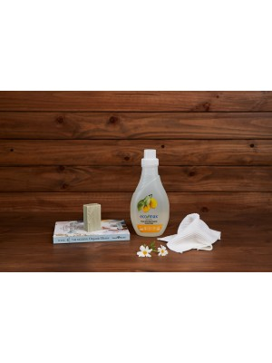 ECO-MAX: Floor & Surface Cleaner Concentrate - Natural Lemon (Limpiador comcentrado para suelos Limón) 1.05L